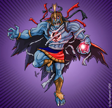 Mumm 2011 on Of Evil  Transform This Decayed Form Into Mumm Ra The Ever Living