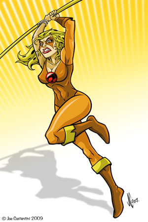 Thundercat Cheetara on Design Wallpaper   Game  Fun Art Fridays  The Thundercats  Cheetara