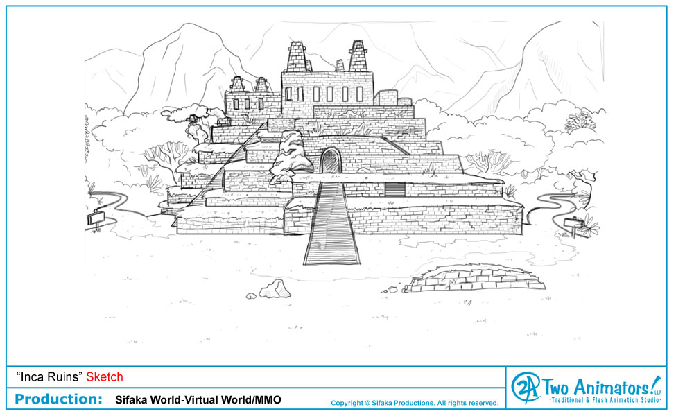 free inca coloring pages - photo#26